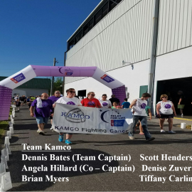Relay for Life Event Team